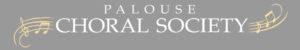 Palouse Choral Society Logo